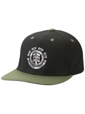 Element Knutsen Snapback Hat Military