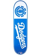 Element Los Angeles Dodgers Club Deck 8.25 x 32.25
