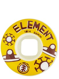 Element Los Amigos Wide Street 101a Wheels