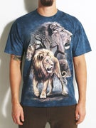 Element Lion Collage T-Shirt