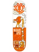 Element Madars Ostrich Facet Deck 8.25 x 31.75