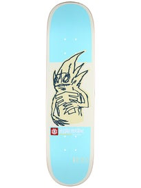 Element Nyjah Elementalist Twig Deck 7.25 x 29