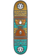 Element Garcia Hourglass Deck 8.38 x 32.2