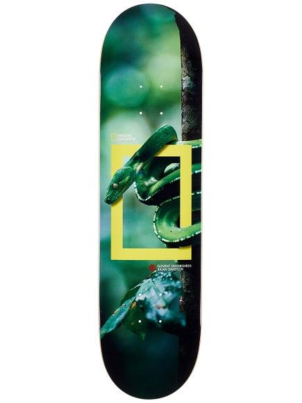4a968d80 Element x Nat Geo Julian Snake Deck 8.25 x 32.25