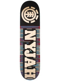 Element Nyjah First Phase Deck 8.0 x 32.0625