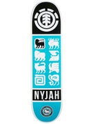 Element Nyjah Ascend Deck 8.0 x 31.75