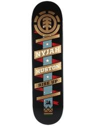 Element Nyjah Banner Deck 7.75 x 31.7