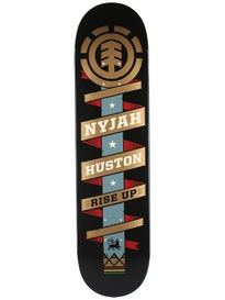 Element Nyjah Banner Deck 7.75 x 31.7