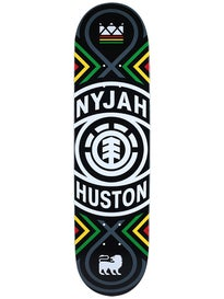 Element Nyjah Huston Crossed Deck 8.0 x 31.75
