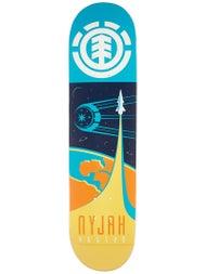 Element Nyjah Cosmonaut Twig Deck 7.625 x 30.25