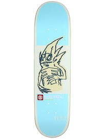 Element Nyjah Huston Elementalist Deck 8.0 x 31.75