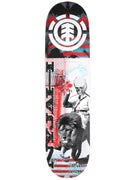 Element Nyjah Overprint Deck 8.0 x 31.75
