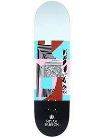 Element Nyjah Huston Quilted Deck 8.25 x 32