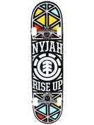 Element Nyjah Rise Up Twig Complete 7.625 x 30.25