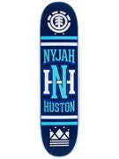 Element Nyjah Monogram Deck  8.0 x 31.75