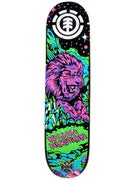 Element Nyjah Neon Twig Deck 7.75 x 30.75