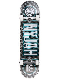 Element Nyjah Signed Complete 7.75 x 31.25