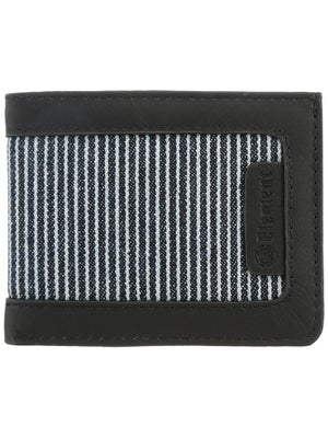Element Picket Wallet Black