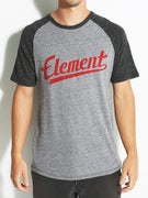 Element Script S/S Raglan Shirt