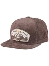 Element Shuttle Corduroy Snapback Hat