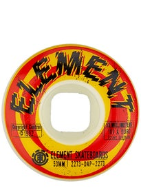 Element Shocked Street 101a Wheels