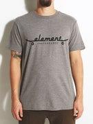 Element Skate Script T-Shirt