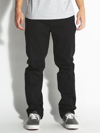 Element Sawyer Pants Flint Black