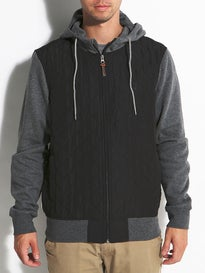 Element Tadler Quilted Hoodzip
