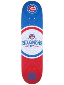 Element Cubs World Champions Deck 8.0 x 32.065