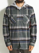 Element Woodland Hooded Flannel Shirt