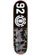 Element Wine Leaf Camo Deck  8.375 x 31.125
