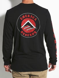 Emerica Bevelled Longsleeve T-Shirt