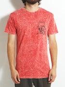 Emerica Crumpled Up Custom Wash T-Shirt