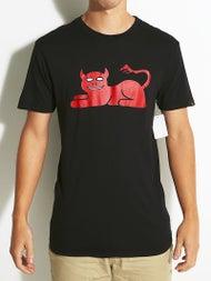 Emerica x Toy Machine Demon Cat T-Shirt