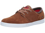 Emerica Figueroa Shoes Brown/White