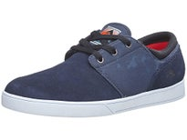Emerica Figueroa Shoes Blue/Black/White