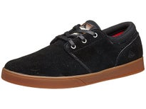 Emerica Figueroa Shoes Black/Gum