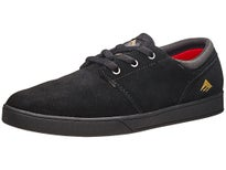 Emerica Figueroa Shoes Black/Black