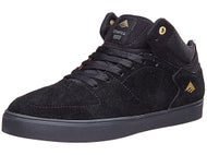 Emerica Hsu G6 Shoes Black/Black