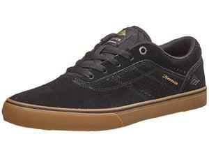 Emerica Herman G6 Vulc Shoes Black/Gum