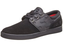 Emerica x Hard Luck Figueroa Shoes Black/Black
