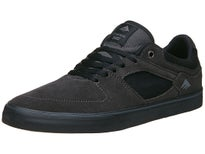Emerica Hsu G6 Low Vulc Shoes Dark Grey/Black