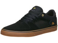 Emerica Hsu Low Vulc Shoes Black/Gum