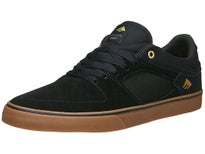 Emerica Hsu G6 Low Vulc Shoes Black/Gum