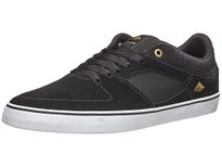 Emerica Hsu Low Vulc Shoes Black/White