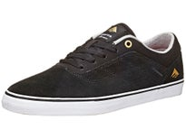 Emerica Herman G6 Vulc Shoes Black/White