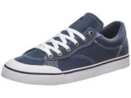 Emerica Indicator Low Shoes Navy/White