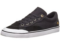 Emerica Indicator Low Shoes Black/White