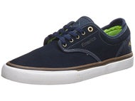 Emerica Leabres Wino G6 Shoes Navy/Gum/White