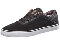 Emerica x Psockadelic Herman G6 Vulc Shoes Black/Print